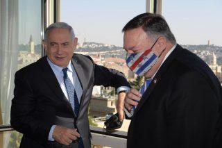 Netanyahu vola in Arabia Saudita per riunione segreta con MBS e Pompeo