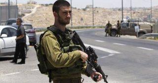 Palestinese ferito da fuoco israeliano a Qalqilya