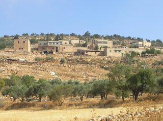 Espansione coloniale nel nord della Cisgiordania con espropriazioni di terre palestinesi