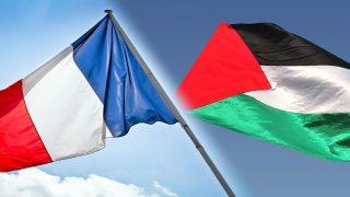 Durante telefonata, Macron dichiara ad Abbas appoggio verso la soluzione a due stati