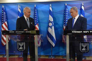 Il presidente israeliano Netanyahu si congratula con Biden per la vittoria e ringrazia Trump