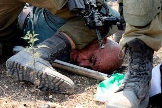 Forze israeliane reprimono manifestazione anti-colonie vicino a Nablus