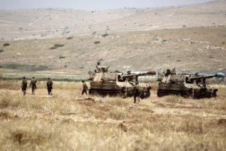Israele sfolla famiglie palestinesi per realizzare esercitazioni militari
