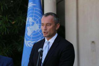 Inviato speciale ONU preoccupato per decisione israeliana di costruire nuovi insediamenti
