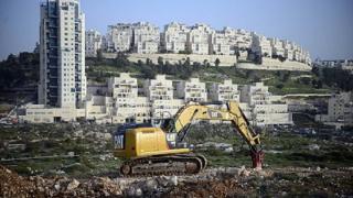 Israele costruirà 1.257 unità coloniali nella Gerusalemme Est occupata