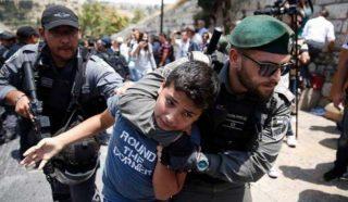 330 arresti nel mese di novembre, tra cui 34 bambini e 7 donne