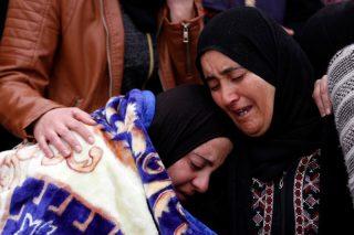 Israele uccide un ragazzino ma nega ogni responsabilità