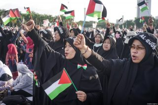 L'Indonesia non normalizzerà mai le relazioni con Israele