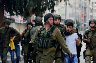 Report del DCIP: la detenzione di bambini palestinesi da parte di Israele è tortura