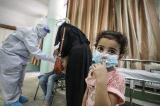La Palestina occupata sta per entrare in lockdown mentre Gaza riceve i kit per il test del Covid-19 dall'OMS