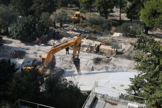 86 famiglie minacciate di sfratto a Gerusalemme