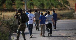 Palestinese ferito durante attacco a Gerico