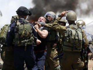 413 palestinesi arrestati a novembre