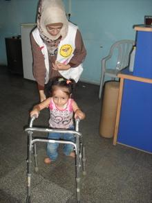 In Palestina oltre il 15% dei minorenni palestinesi è disabile