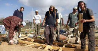 Coloni israeliani creano nuovo avamposto in villaggio in Cisgiordania