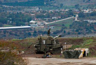 Israele chiude spazio aereo del Golan a causa di esercitazioni militari