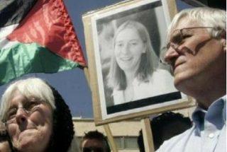 """Abbas assegna il premio """"Freedom Star"""" all'attivista statunitense Rachel Corrie"""