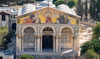 Colono tenta di incendiare la chiesa del Getsemani a Gerusalemme