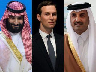 Kushner: Accordo raggiunto nella disputa del Golfo con il Qatar