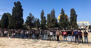 Polizia israeliana blocca accesso di fedeli ad al-Aqsa