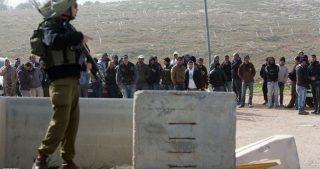 Lavoratori palestinesi nel mirino delle IOF: 6 feriti a sud di Tulkarem