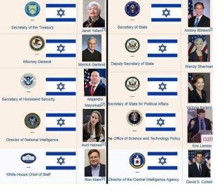 Times of Israel: Tutti gli ebrei che Biden ha scelto per  ricoprire ruoli di vertice nella sua nuova amministrazione