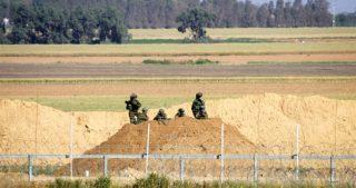 Le IOF attaccano le aree agricole nel sud-est di Gaza