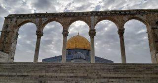 Ripresi i lavori ad al-Aqsa