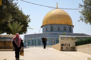 Studiosi musulmani chiedono che la moschea di Al-Aqsa sia protetta dal colonialismo israeliano