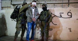 IOF arrestano diversi palestinesi in Cisgiordania, tra cui due avvocati