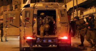 Invasioni e scontri in Cisgiordania