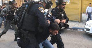 Polizia israeliana arresta minorenne palestinesi di Gerusalemme
