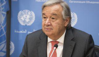 """ONU: Guterres accoglie con favore l'annuncio delle elezioni palestinesi come """"passo cruciale"""" verso l'unità"""