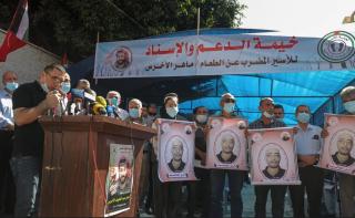 Fratelli palestinesi in sciopero della fame da 10 giorni