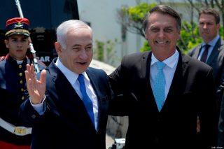 Ancora una volta, il Brasile chiede l'aiuto di Israele per affrontare una crisi