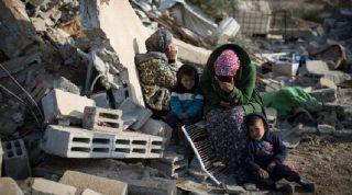 Rapporto OCHA: demolizioni e sfollamenti