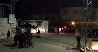 Colono ferito durante scontri con palestinesi a Kifl Haris