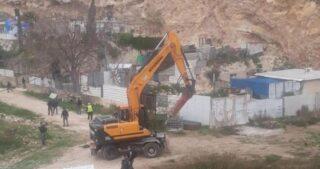 Israele demolisce casa a Gerusalemme: famiglia rimane senza tetto