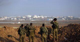 IOF attaccano contadini nei confini di Gaza