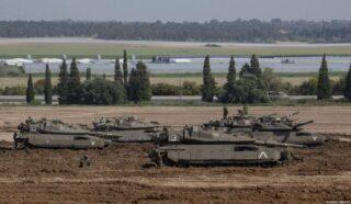 Gaza, le IOF invadono terreni agricoli e aprono il fuoco contro contadini