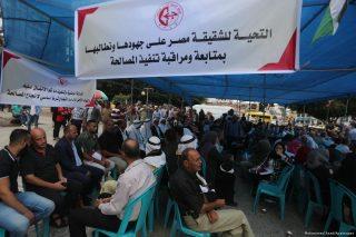 """FPLP, """"disastrose le sanzioni dell'ANP su Gaza"""""""