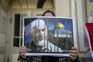 Raed Salah tenuto in isolamento da Israele