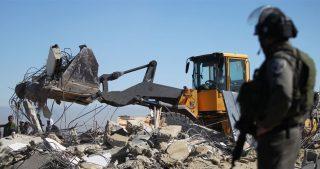 Demolizioni in Cisgiordania: decine di nativi palestinesi rimarranno senza tetto