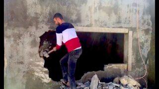 Gerusalemme, famiglie native palestinesi costrette ad auto-demolire le proprie case