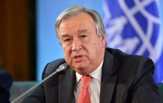Il segretario generale ONU: le attività di colonizzazione israeliana sono un grande ostacolo al raggiungimento della pace