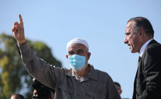 Raed Salah riceve prestigioso premio al-Murabit 2020