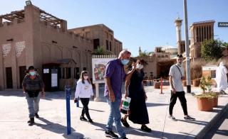 """130 mila Israeliani visitano gli UAE dalla """"normalizzazione"""" con i Paesi arabi"""