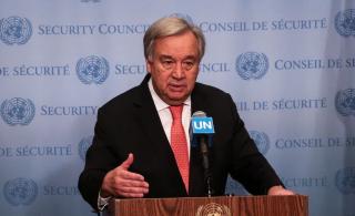 """Segretario Generale dell'ONU afferma che prossimi sondaggi palestinesi saranno """"cruciali"""""""