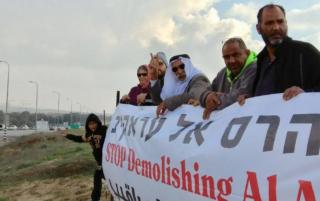 Israele demolisce villaggio palestinese per la 183ª volta