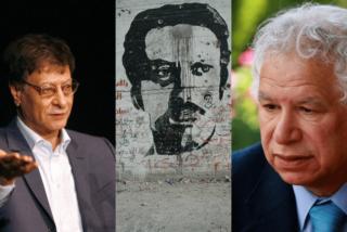 Immaginando la Palestina: Barghouti, Darwish, Kanafani e il linguaggio dell'esilio